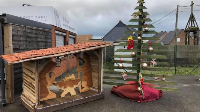 Wandelen langs meer dan tachtig kerststallen en kersttaferelen: van klein tot groot, van klassiek tot eigentijds en in allerlei vormen