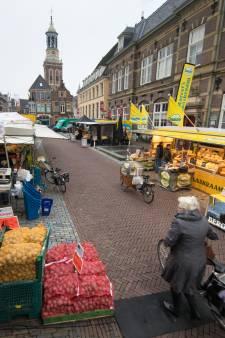 Maandagmarkt Kampen vraagt hulp bij doorbreken neerwaartse spiraal