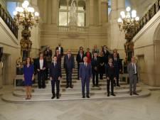 Le casting complet du gouvernement Vivaldi