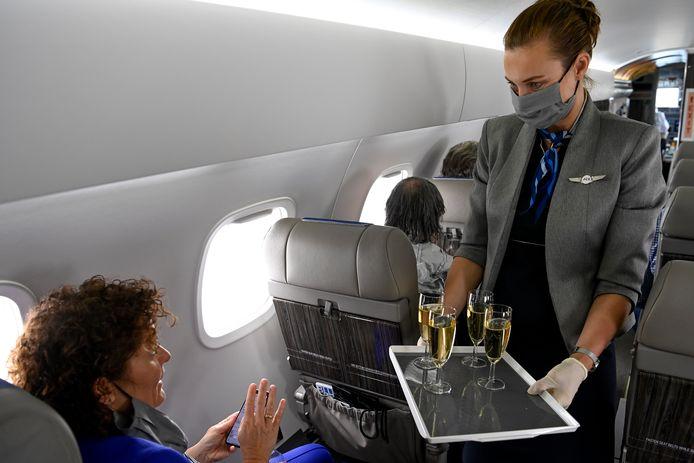 ASL presenteerde vorige week in België zijn nieuwe concept Fly Executive. Luxe, maar dure vluchten met kleinere toestellen, met een maximum van dertig passagiers.
