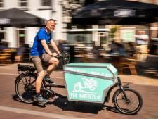Na een burn-out fietst bierkoerier Carl nieuw arbeidsleven tegemoet