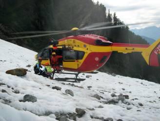 Hand en stuk van been gevonden op Mont Blanc