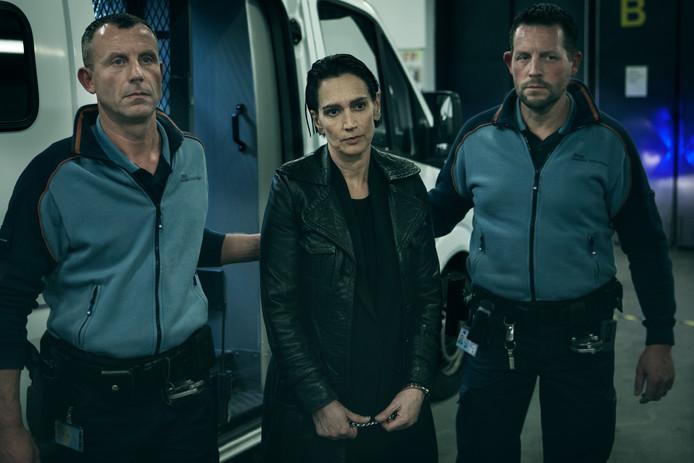 Film Penoza: The Final Chapter  Apeldoorn Arno Dijkerman (links) figureert in de film Penoza: The Final Chapter als beveiliger van hoofdrolspeelster Monic Hendrickx, die drugskoningin Carmen van Walraven speelt.