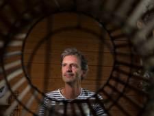 Peter Loeters genomineerd voor Kleiroze tegen wil en dank: 'Ik was snotverkouden'