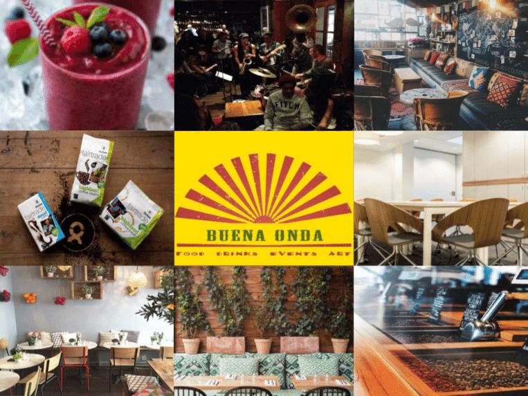 De komende zes maanden kun je genieten van een zuiders sfeertje in wereldbar 'la Buena Onda'.