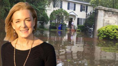 Ze dacht dat ze haar prachtig gerenoveerde huis kon verkopen voor 1 miljoen. Door stijging zeeniveau mag ze nu sloopfirma bellen