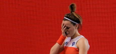 Zaalhockeysters Oranje staan EK-titel af aan Duitsland