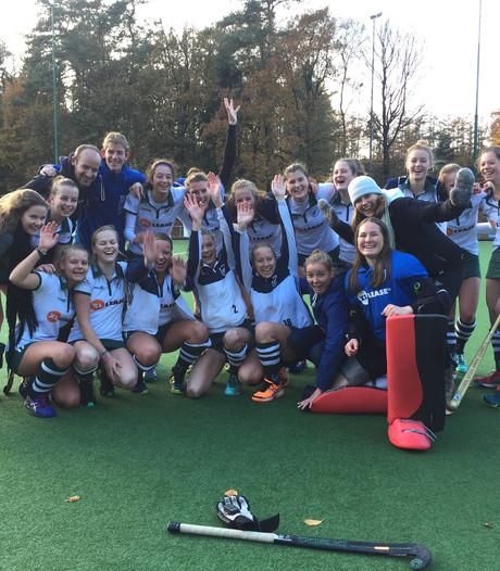 Hockey: vrouwen en mannen van AMHC in de overwinningsroes