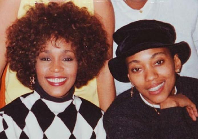 Whitney Houston et Robyn Crawford.