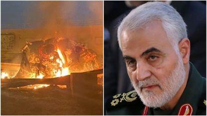 VS doden hoge Iraanse generaal bij aanval op vliegveld Bagdad, Iraanse hoogste leider roept op tot wraak