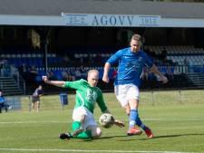 AGOVV en Teuge zien concurrentie na gelijkspel naderen