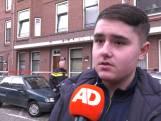 Scholieren getuige van schietpartij Rotterdam