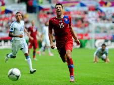 L'ancien international tchèque Milan Baros met un terme à sa carrière