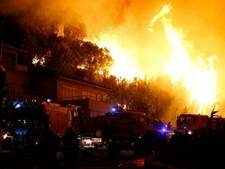 Bosbranden Zuid-Frankrijk: 10.000 personen geëvacueerd