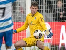 Van der Hart onderstreept tegen AZ zijn sterke seizoen bij PEC Zwolle