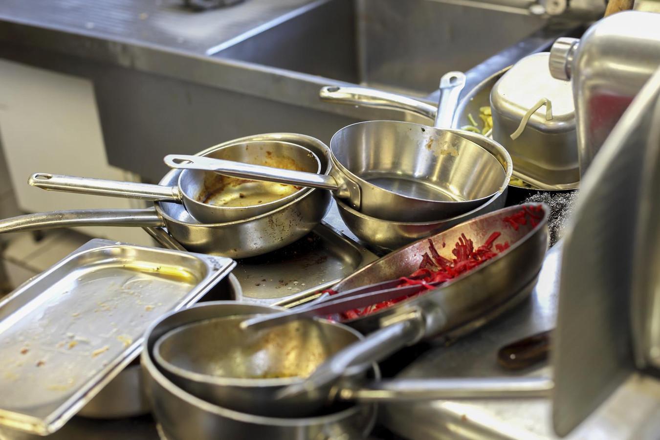 Bedrijven die bijvoorbeeld een afwashulp zoeken, kunnen dat nu via de app MatchAB binnen een handomdraai regelen