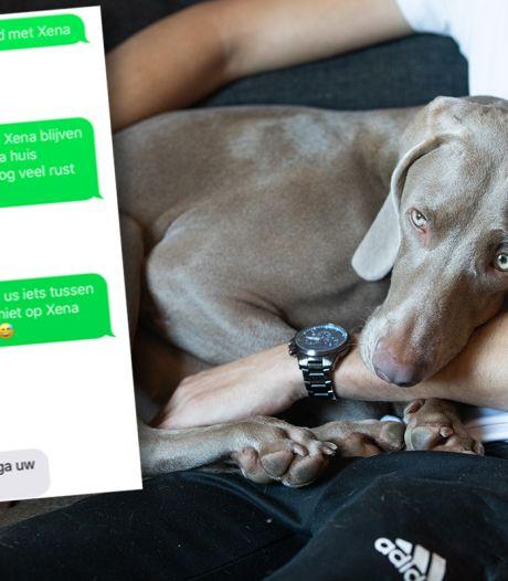 Ontslagen om thuisblijven voor zieke hond: 'Ze zou het misschien niet halen'