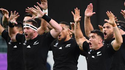 Organisatie WK rugby schrapt twee wedstrijden vanwege dreigende tyfoon