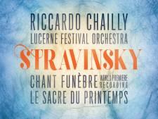 Riccardo Chailly tekent voor glanzend cd-debuut in Luzern