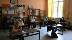 """Meer dan 500 leerlingen weer op de schoolbanken in Sint-Pieterscollege vanaf 2 juni: """"Al blijft met deze maatregelen les geven aan leerlingen van het 1ste, 3de en 5de jaar een mooie droom"""""""