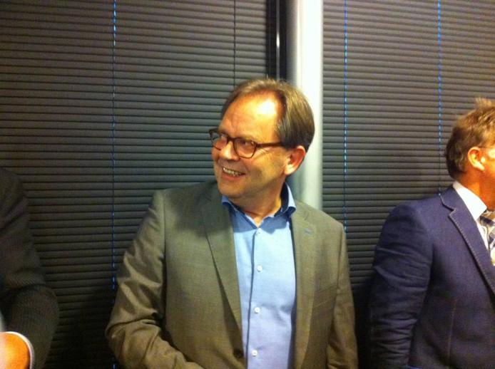 Wethouder Peter Putman van Rijnwaarden. Foto: DG