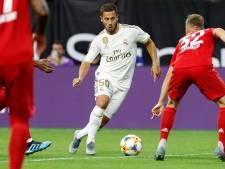 Dit is waarom Eden Hazard bij Real debuteerde met rugnummer 50