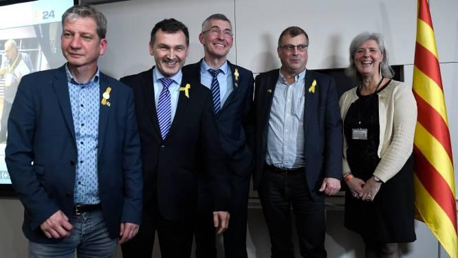 """Bourgeois feliciteert Puigdemont: """"Spanje kan dit niet langer negeren"""""""