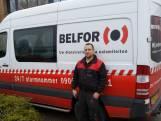 Chris (30) ruimt op na brand of waterschade: 'Met dit werk kan ik mensen een beetje hoop teruggeven'