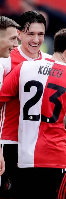 Feyenoord sluit Brabantse week winnend af