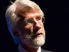 Neuropsycholoog Erik Scherder leert ouderen over vallen