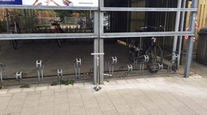 Gemeente installeert publieke fietspompen