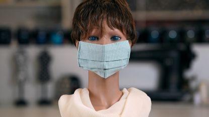 Gratis herbruikbaar mondmasker voor alle inwoners boven 12 jaar