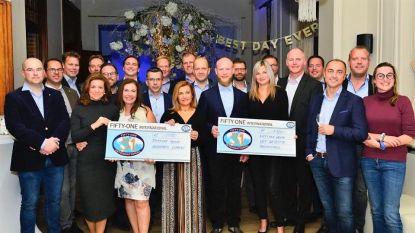 Serviceclub 51 Mosae schenkt 3000 euro aan goede doelen