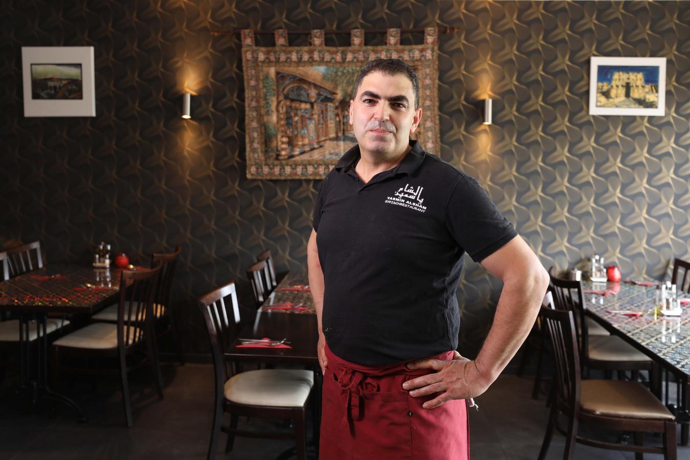 Restaurant Yasmin Shaam van Issam Koka is de moeite waard om naar Schiedam te gaan.