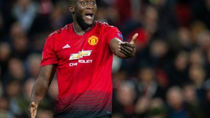 Invaller Lukaku mist goal van eventuele heropstanding, United wint zuinig tegen Everton