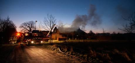 Oorzaak dodelijke brand in Eefde niet meer te achterhalen