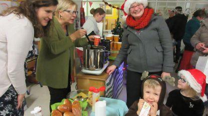 Kleuterschool De Notelaar houdt kerstmarkt