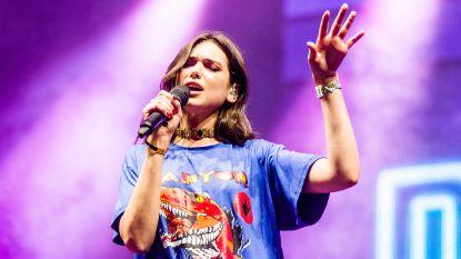 Dua Lipa mag wél vloeken op Radio 2