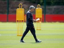 Mourinho geeft geen persconferentie na aanslag in Manchester