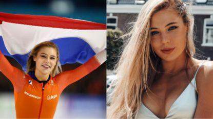 """Jutta Leerdam, het 21-jarige fenomeen dat niet enkel op het ijs uitblinkt: """"Dat schaatsen is leuk, maar het moet ook iets opleveren"""""""