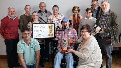 KuBa schenkt cheque én trofee aan ALS Liga
