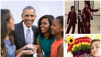 Happy Thanksgiving: zo vieren alle celebs dit jaar feest
