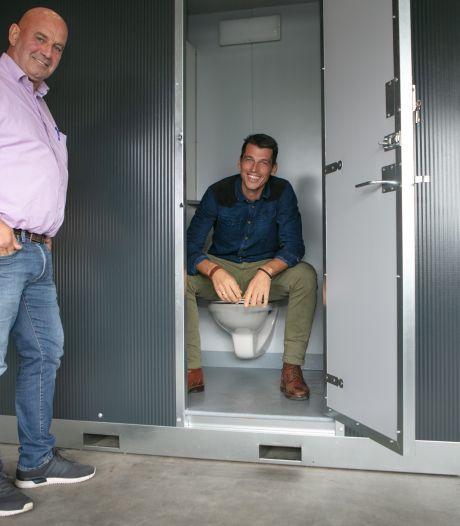 Huusq uit Balkbrug: het nieuwste toilet voor een veilige sanitaire stop op de camping