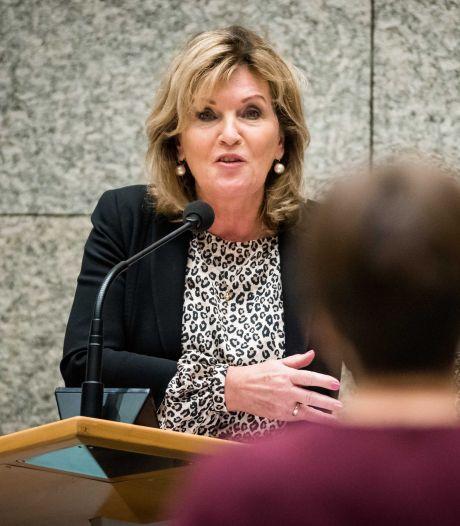 Pia Dijkstra (D66) vertrekt als Kamerlid