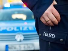 Plofkraak vlak over de grens: daders gevlucht op brommer, zoektocht met politieheli
