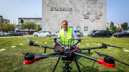 Oostende richt kenniscentrum op rond drones