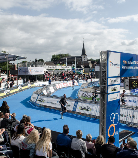 Triathlon Holten niet in problemen door faillissement Predon Security