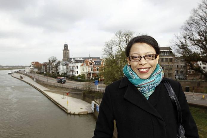 Tonia Dabwe.