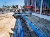 Bijna alle straten Tilburgse binnenstad - 55 in totaal - worden de komende drie jaar opengebroken