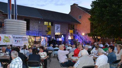 Meer dan 400 inwoners vieren Vlaamse feestdag op Glabbeek Feest